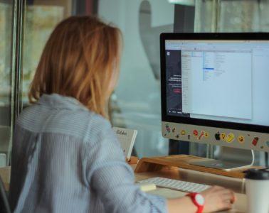 brunette-computer-computer-keyboard-2084974