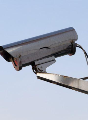 silver-security-camera-207574