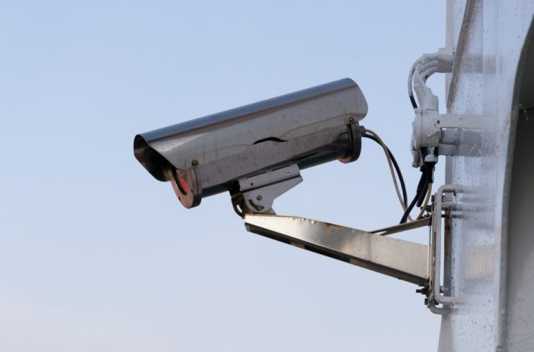 silver-security-camera-207574