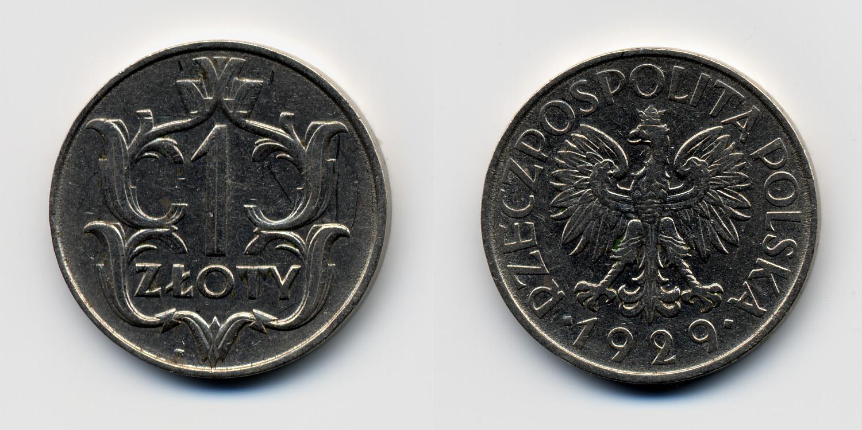 Poland-1929-Coin-1